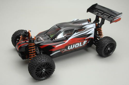 DHK Wolf Brushed 1/10th Scale EP 4WD RTR C-DHK8133