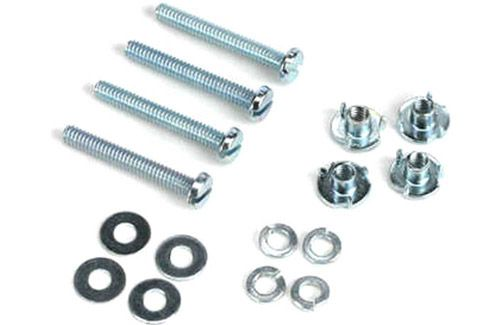 "Dubro 2-56 x 1/2"" Mounting Bolts & Blind Nuts (4 Sets)"