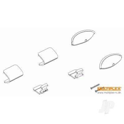 FunCub XL Wing Light Cover Set 224440