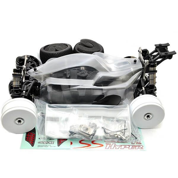 HoBoa Hyper SSE 1/8 Buggy Electric Roller Buggy (HBSSE) HBSSE -The ModelShop
