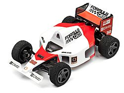 HPI Formula Q32 Red 32nd Scale 2WD Electric Car #116710