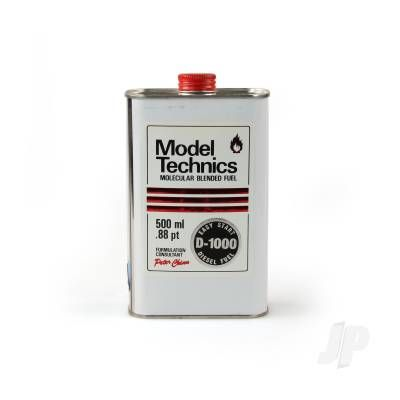 Model Technics Diesel Fuel