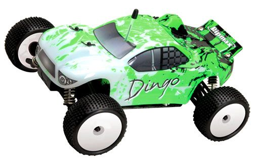Ripmax Dingo 1/18th Scale Truggy EP C-RMX0030