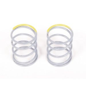 Spring 12.5x20mm 6.53 lbs/in - Firm (Yellow) - (2pcs)